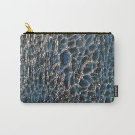 Aging Gracefully - Abstract Acrylic by Darren PJ Jones Carry-All Pouch