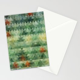 Abstract Composition 603 Stationery Cards