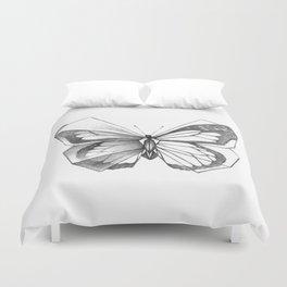 Butterfly Origami Duvet Cover
