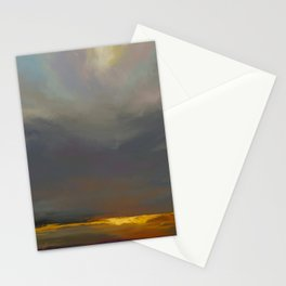 Golden Lining. Stationery Cards
