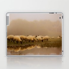 Foggy Sheep Laptop & iPad Skin