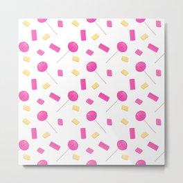 Lollypop Metal Print