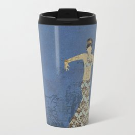 Belly dancer 4 Travel Mug