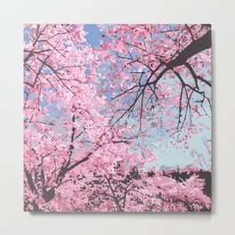High Park Bloom Metal Print