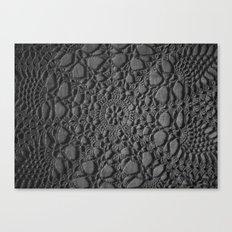 Crochet Canvas Print