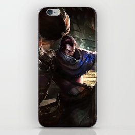 League of Legends YASUO iPhone Skin