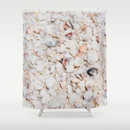 Seashells of Sanibel Shower Curtain