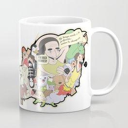 Salvador Dalì Coffee Mug