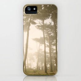 Fairy Forest, San Francisco iPhone Case
