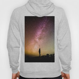 Me against the universe Hoody