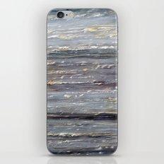 Grey Marble iPhone & iPod Skin