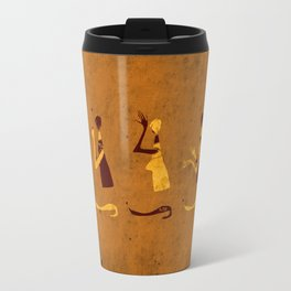 Forms of Prayer - Yellow Travel Mug