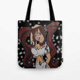 Wickedly Mischevious Tote Bag