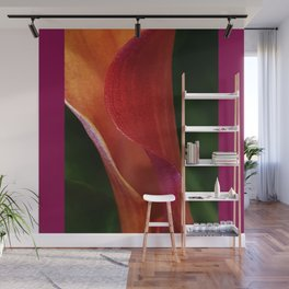 Inner She Folds Wall Mural
