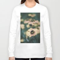 vintage floral Long Sleeve T-shirts featuring Floral by Pure Nature Photos