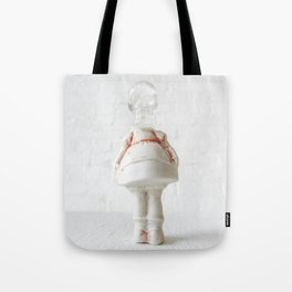 Little Miss Hissy Fit. Tote Bag