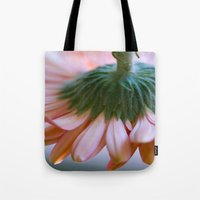 blush Tote Bags featuring Blush by The Dreamery