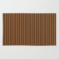 Bronze Tone Stripe Rug