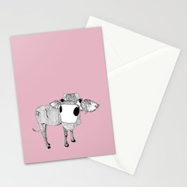 Cowface Stationery Cards