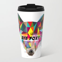 Aye Foxy Travel Mug