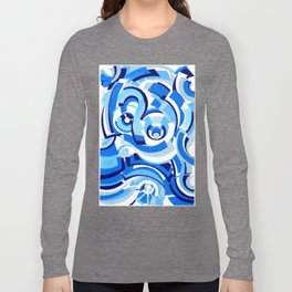 Seigaiha Series - Alliance Long Sleeve T-shirt