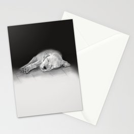 Golden Retriever Puppy Stationery Cards