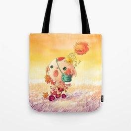 Monster Hottest Tote Bag