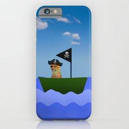 Pirate Cheetah iPhone Case