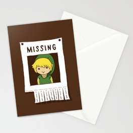 Missing Link Stationery Cards