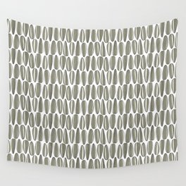 sunflower seeds Wall Tapestry