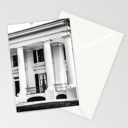 Taylor Grady House in BW Stationery Cards