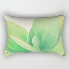 Paddle Plant Rectangular Pillow
