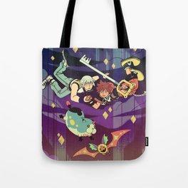 Dream Drop Distance Tote Bag