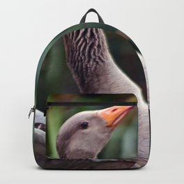 Bird Poetry Backpack