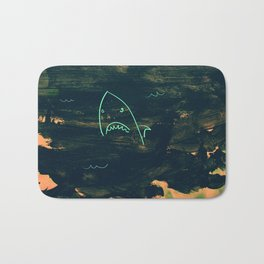 Sharky Bath Mat