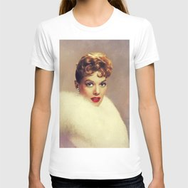 Janis Paige, Vintage Actress T-shirt