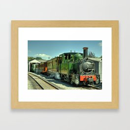 Countess at LLanfair Framed Art Print