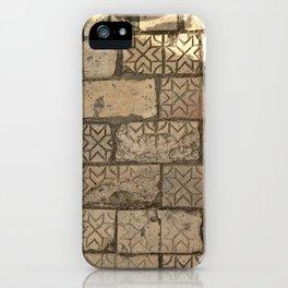 Floor Tiles iPhone Case