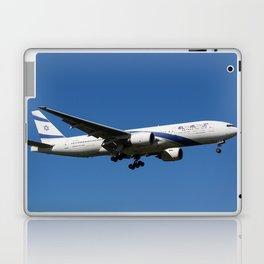 El Al Boeing 777 Laptop & iPad Skin