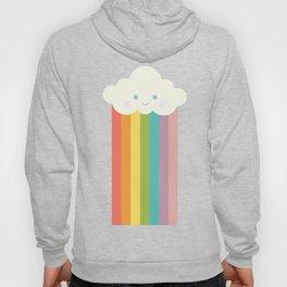 Proud rainbow cloud Hoody