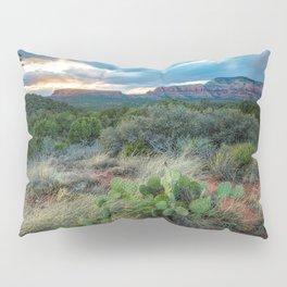 Southwest Serenade - Sunset at Sedona Arizona Pillow Sham