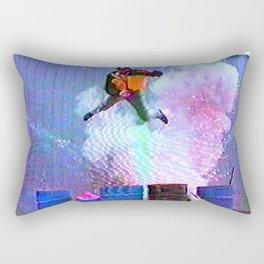 Explode Rectangular Pillow