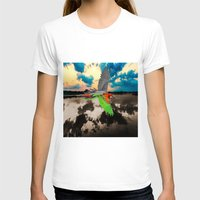 parrot T-shirts featuring Parrot by Cs025