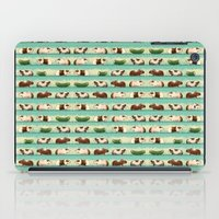 guinea pig iPad Cases featuring Guinea Pig Congo by Patmai