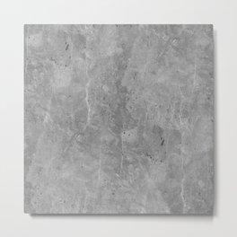 Simply Concrete II Metal Print