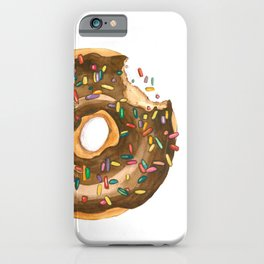 Take a bite iPhone Case