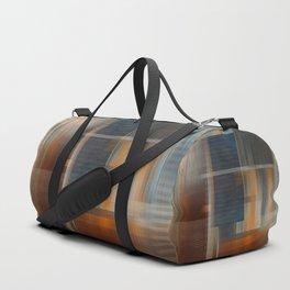 Uninhabited Mosaic (Zig Zag) Duffle Bag