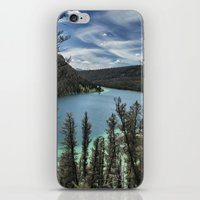 montana iPhone & iPod Skins featuring Montana by Justine O'Neil Photography