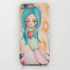 Garden fairy iPhone 6s Slim Case
