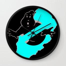Ghostbusters Isle of Man Wall Clock
